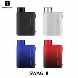 JUSTFOG Q16 Clearomizer - 1.9ml (SS)