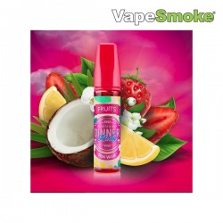Dinner Lady 20ml Pink Wave Aroma Shot in chubby da 60ml