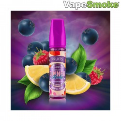 Dinner Lady 20ml Purple Rain Aroma Shot in chubby da 60ml