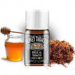 DREAMODS Aroma Concentrato 10ml No.15 Honey Tabacco Tabaccosi Non Org.