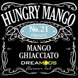 DREAMODS Aroma Concentrato 10ml No.21 Mango Ghiacciato (Hungry Mango)
