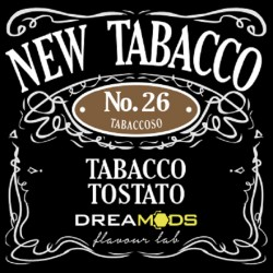 DREAMODS Aroma Concentrato 10ml No.26 New Tabacco