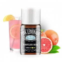 DREAMODS Aroma Concentrato 10ml No.45 Pink Lemonade (Pompelmo Rosa)