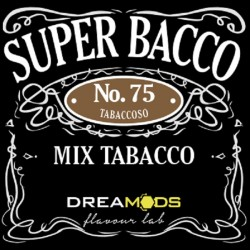 DREAMODS Aroma Concentrato 10ml No.75 Super Bacco