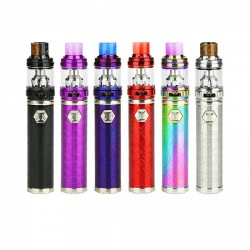 Eleaf iJust 3 Starter Kit 3000mAh (Black, 6.5ml)