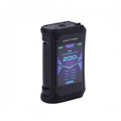Geekvape Aegis X 200W TC Box MOD (Stealth Black)