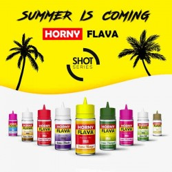 Horny Flava Aroma Concentrato 30ml Red Apple