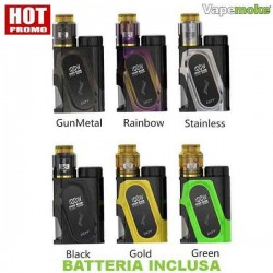 IJOY CAPO 100W 20700 Squonker Kit 3000mAh (Black)(Gold)(Gun Metal)