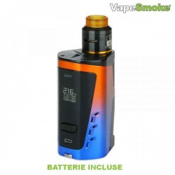 IJOY CAPO 216 SRDA 20700 Squonker Kit 6000mAh(Orange Blue)(Matte Green)