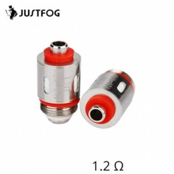 JUSTFOG Organic Cotton Coil for 14/16 Series 5pcs (1.2ohm, Standard Version)