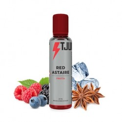 T-Juice ml20 Red Astaire Shot Series