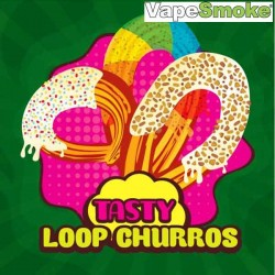 Big Mouth Aroma Concentrato 10ml Loop Churros