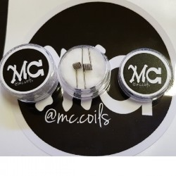 MC.COILS Hadaly's Fused Flavour 0.30-0.35 Ohm 1cp