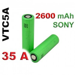 18650 Battery LG HG2 3000mah Li-ion 20A