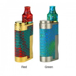 OUMIER WASP NANO MECH Squonk Kit(Green)(Red)