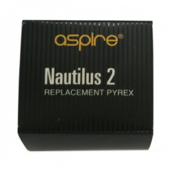 Aspire Nautilus 2 Replacement Glass Tube - 2ml (Pure)