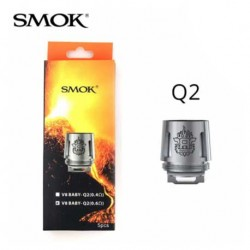 SMOK V8 Baby Replacement Coil 5pcs (V8 Baby-Q2 0.4ohm)
