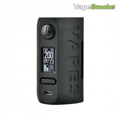 Deathwish Modz Infected Serial Box Mod (Flat Black)