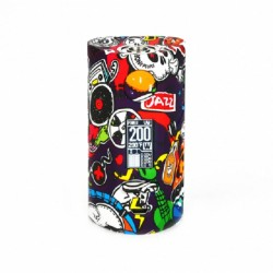 Vapor Storm Puma 200W TC Box MOD (Rock)